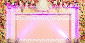 Beautiful wedding flower — Stock Photo