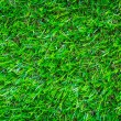 Artificial green grass background texture — Stock Photo