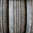 Old tire — Stock Photo #41231937