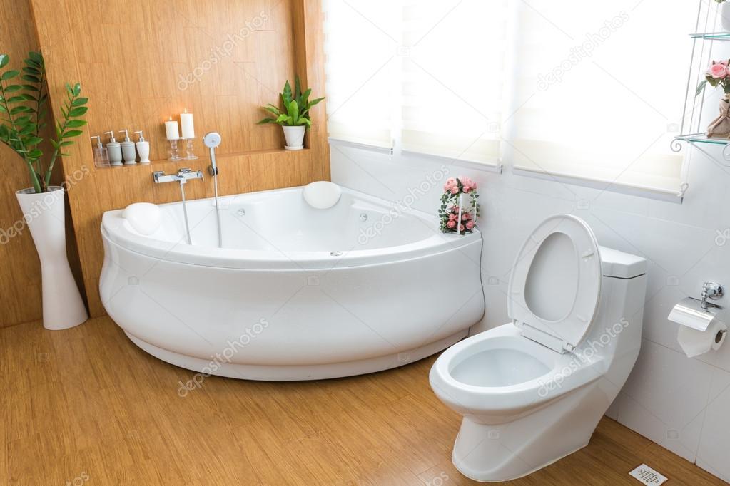 Int rieur de la maison moderne salle de bain for Interieur salle de bain moderne