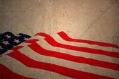 американский флаг — Стоковое фото