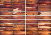 Collection of Wood texture background Set 01 — Stock Photo