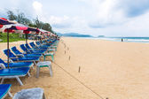 PHUKET - JUNE 7 :  Tourists spend their  holiday on JUNE 7, 2014 — Stock Photo