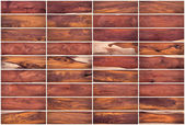 Collection of Wood texture background Set 03 — Stock Photo
