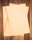 Papel antiguo de madera — Foto de Stock