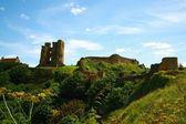 Scarborough castle. — Stockfoto