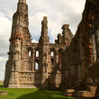 Whitby Abbey. — Stock Photo