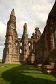 Abadía de whitby. — Foto de Stock