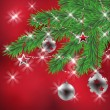 Christmas background — Stock Vector #16501877