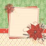 Christmas scrapbook — Stock Vector #27817291