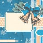 Christmas scrapbook — Stock Vector #27829929