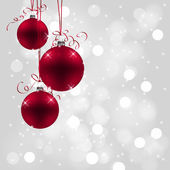 Vánoční pozadí — Stock vektor