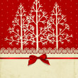 Christmas background — Stockvektor #34729859