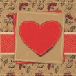 Valentines day card — Stock vektor #36638013