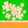 St. Patrick day card — Stock Vector #40082055