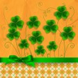 St. Patrick day card — Stock Vector #40082057