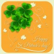 St. Patrick day card — Stock Vector #41421063