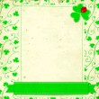 St. Patrick day card — Stock Vector #41421083