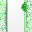 St. Patrick day card — Stock Vector #41421151
