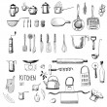 ������, ������: Kitchen set