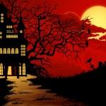 Halloween background — Stock Vector #6665319