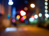 Un'immagine di sfondo bello luci — Foto Stock