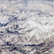 Stock Photo: Landscape of snow mountains in Japan near Tokyo