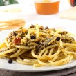 Pasta with fresh sardines and fennel — Stock Photo #14925711