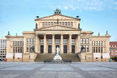 Concert hall in Gendarmenmarkt, Berlin — Stock Photo