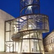 German Historical Museum by architect I. M. Pei in Berlin — Stock Photo