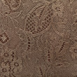 Leather floral pattern background — Photo