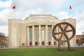 Volksbuhne theater in Berlin — Stock Photo