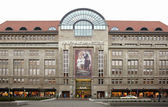 Kadewe shopping mall in Berlin — Stock Photo