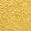 Stock Photo: Gold foil background texture