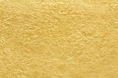 Gold foil background texture — Stock Photo