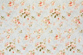 Rose floral tapestry, romantic texture background — Stock Photo