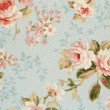Stock Photo: Rose floral tapestry, romantic texture background