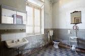 古い浴室 — ストック写真