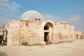 The Umayyad Palace in Amman — Stock Photo