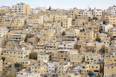Middle east buildings and houses in Amman — Stock Photo