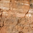 Paths of the grand canyon - Details of rock - Photo