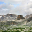 Beautiful panoramof Dolomites - Italy — Stock Photo #14165579