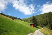 Val Pusteria, Dolomite - Italy — Stock Photo