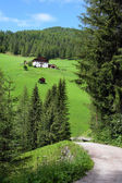 Val pusteria, Dolomit 2 - İtalya — Stok fotoğraf