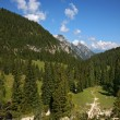 Stock Photo: View of Sexten, Dolomite - Italy