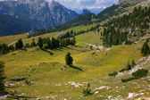 Val Pusteria, Dolomite 3 - Italy — Stock Photo