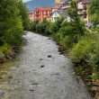 Brunico in South Tyrol — Stock Photo