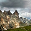 "Tre Cime di Lavaredo - Landscape "" Drei Zinnen "" - Dolomite - It — Stock Photo"