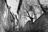 Abruzzo, Italy: medieval town - Pescasseroli - Aquila, Italy 2 — Foto de Stock