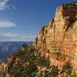 Grand Canyon National Park (South Rim), Arizona USA - View 7 — Stock Photo